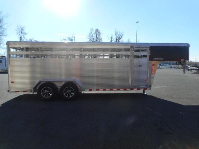 2018 Sundowner 20ft GN Rancher Express Horse Trailer