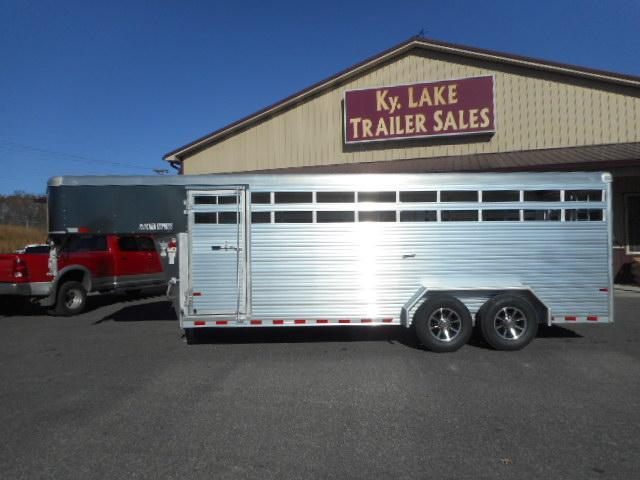 2018 Sundowner 20ft GN Rancher Express Horse Trailer