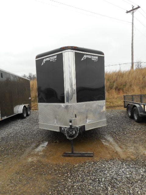 2017 Homesteader Inc. 716 CT Enclosed Cargo Trailer