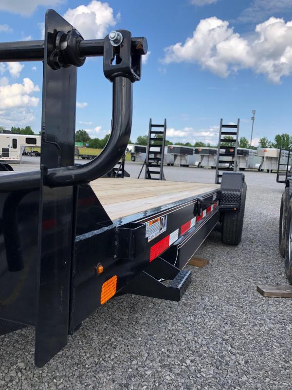 2019 Diamond C Trailers EQT 207-22x72 Equipment Trailer