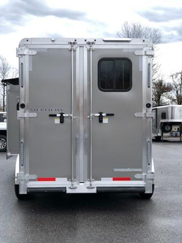 2019 Merhow 7211 RK-S Horse Trailer