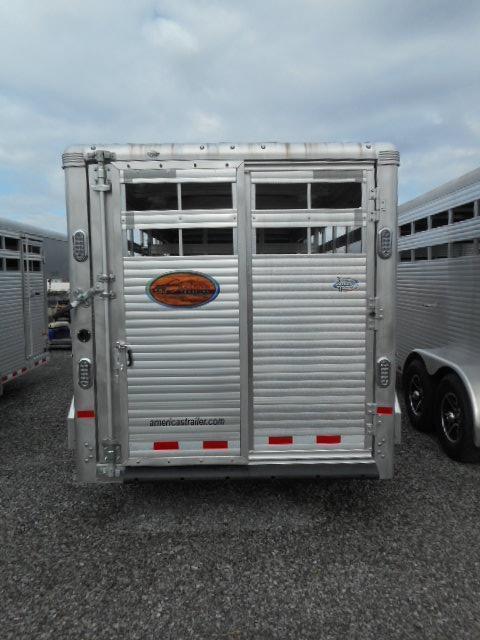 2018 Sundowner 16 GN Rancher Express Livestock Trailer