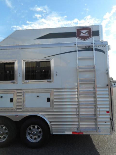 2018 Merhow  8416 RWS-B 4H Horse Trailer