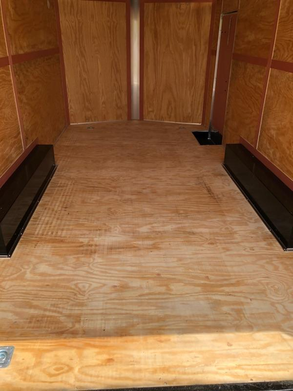 2018 Homesteader Patriot Enclosed Cargo Trailer