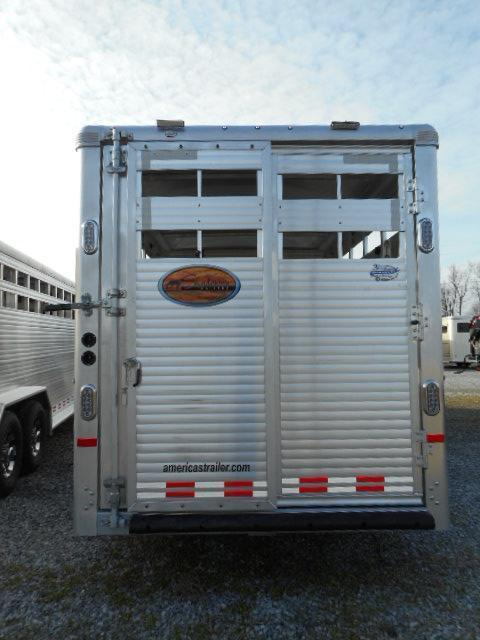 2016 Sundowner Trailers 24 Rancher TR Horse Trailer