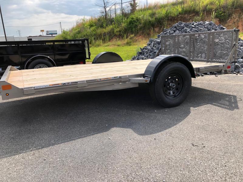 2019 Diamond C 33 UVT 12x83 Utility Trailer