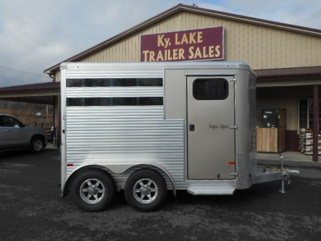2018 Sundowner Super Sport 2H BP Horse Trailer