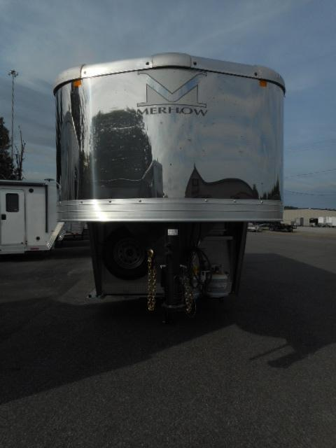 2018 Merhow 7307 NS 3H Horse Trailer