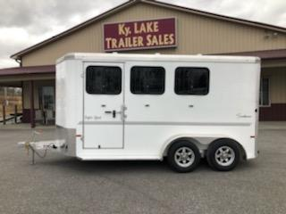 2019 Sundowner 3H Super Sport BP Horse Trailer