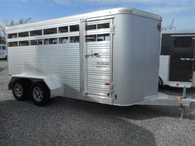2018 Sundowner 16 Stockman BP Express Trailer