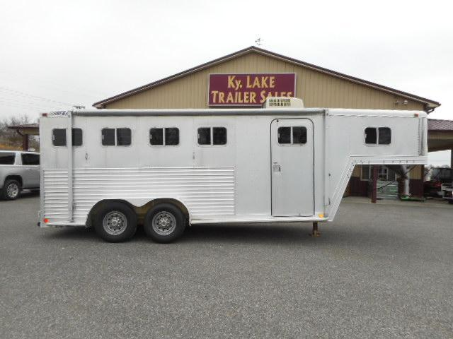 1993 Featherlite 3H Horse Trailer