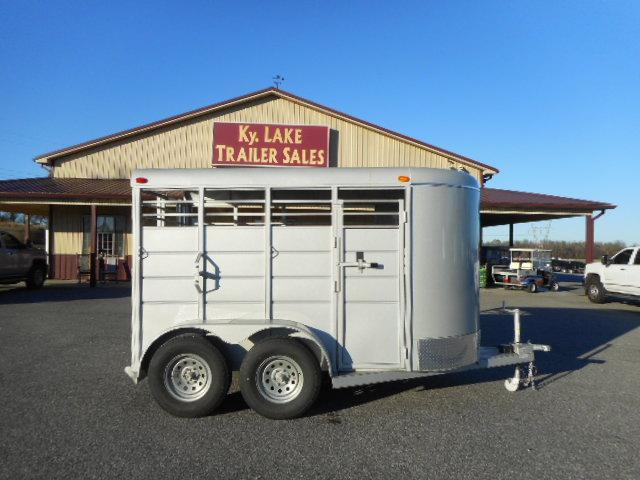 2019 Calico 12' BP Livestock Trailer