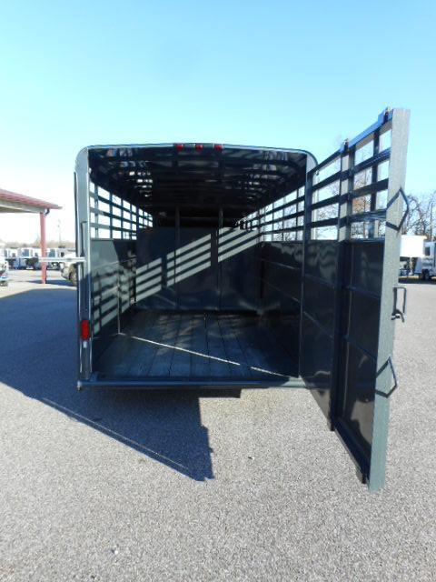 2018 Ranch King 20GN Stock Trailer