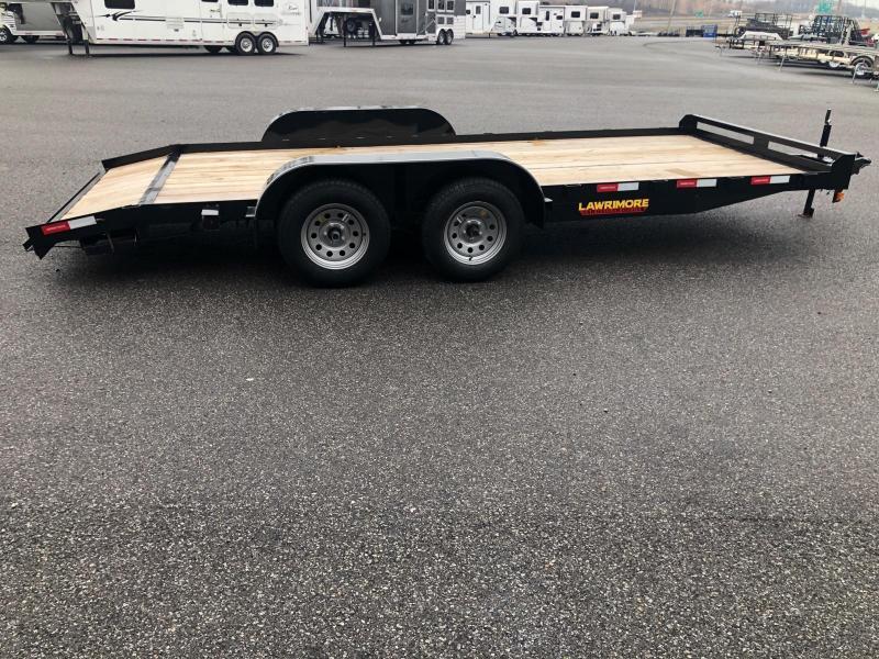 2018 Lawrimore 83x18 DC Car / Racing Trailer in Ashburn, VA