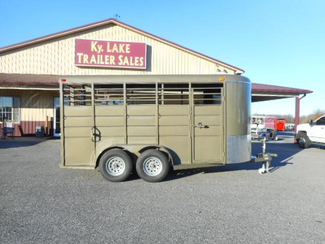 2019 Calico 16' BP Livestock Trailer in Ashburn, VA