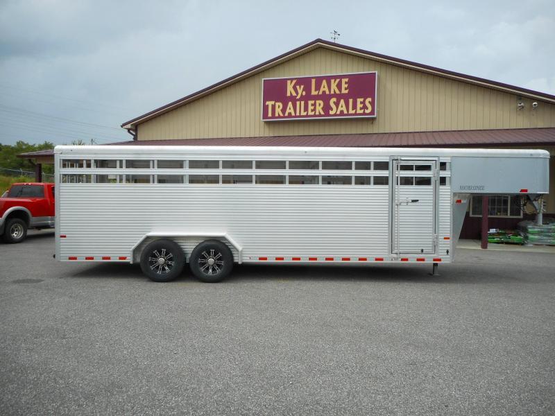2019 Sundowner Trailers 24 GN Livestock Trailer in Ashburn, VA