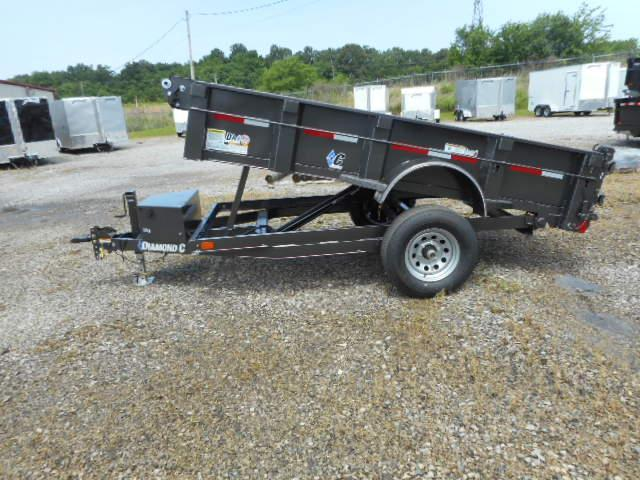 2019 Diamond C Trailers EDS 152 10x60 Dump Trailer in Ashburn, VA