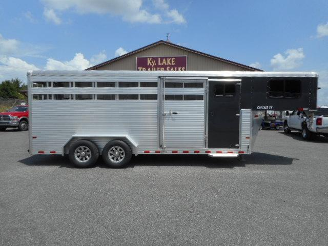 2019 Sundowner Rancher 20' Livestock Trailer