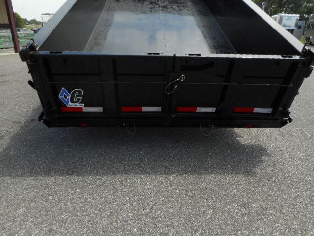 2018 Diamond C  GN 24LPD-16x82 Dump Trailer