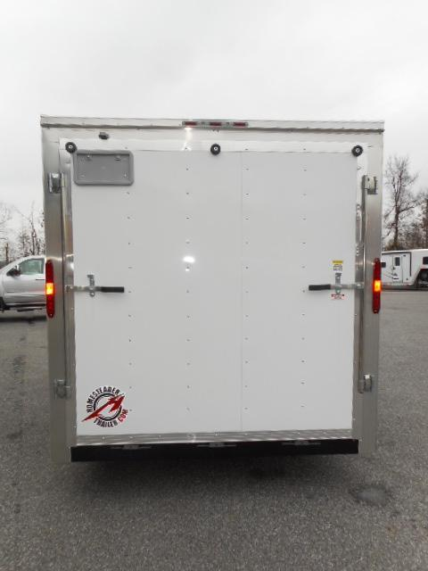 2019 Homesteader 714 IT Enclosed Cargo Trailer