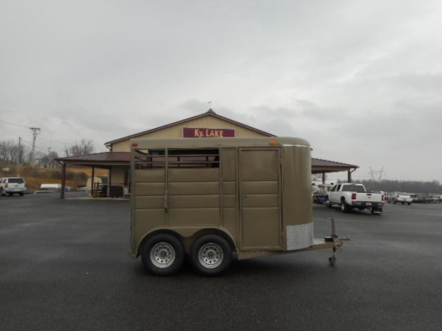 2018 Calico 2H BP Livestock Trailer