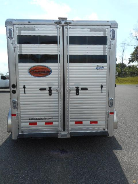 2018 Sundowner Trailers 3H BP Super Sport Horse Trailer