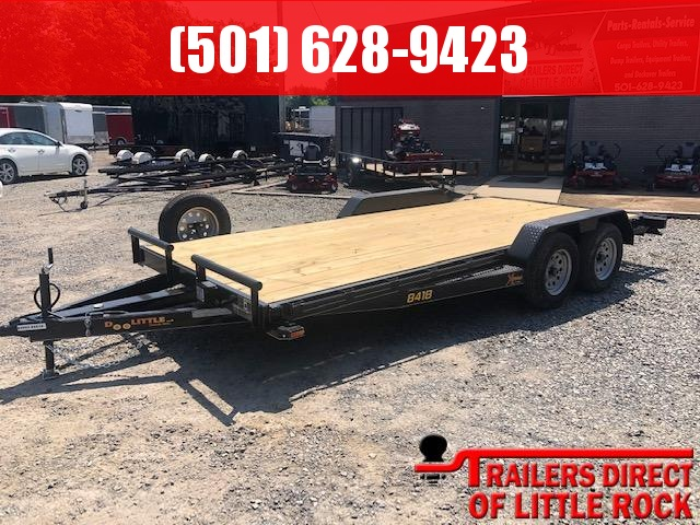 2019 Doolittle Trailer Mfg 2019 Doolittle Xtreme 84x18 7K GVWR Equipment Trailer in Griffithville, AR