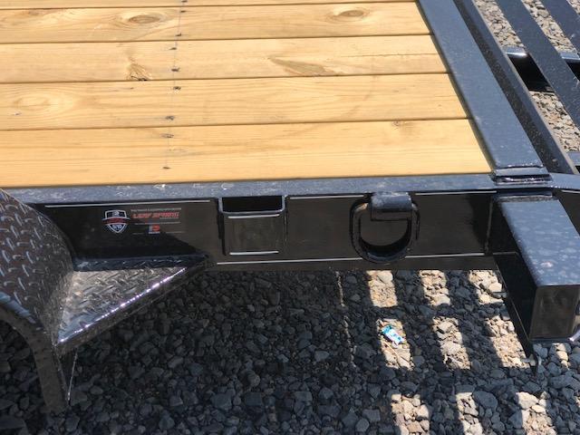 2019 Doolittle Trailer Mfg 2019 Doolittle Xtreme 84x18 7K GVWR Equipment Trailer