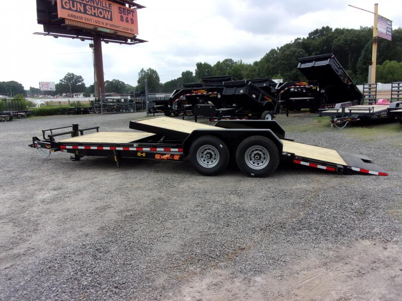 2018 Doolittle Trailers 80x20 (16+4) EZ Loader GT 14000 lbs