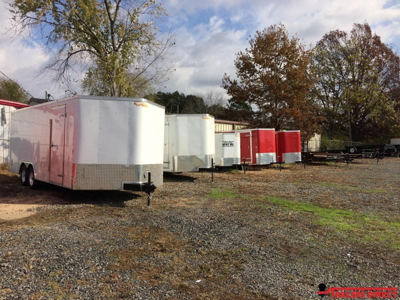 We RENT Trailers!!