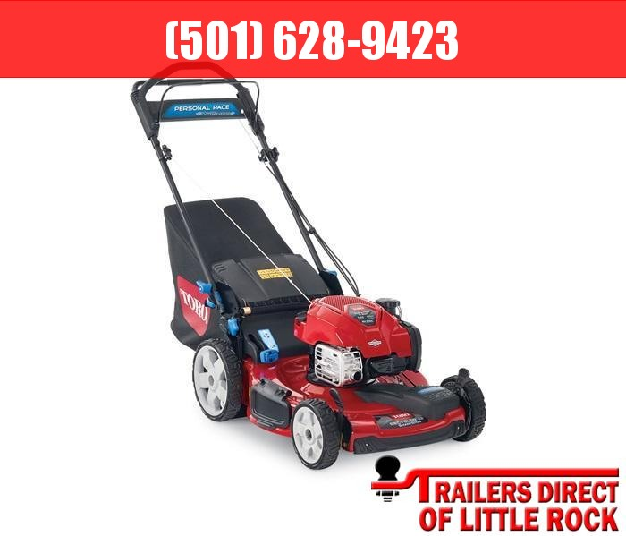 "2019 Toro 22"" PoweReverse Personal Pace SMARTSTOW High Wheel Mower 20355 Lawn"