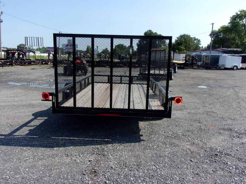 2018 Doolittle Trailer Mfg Rally Sport 77x12 Utility Trailer