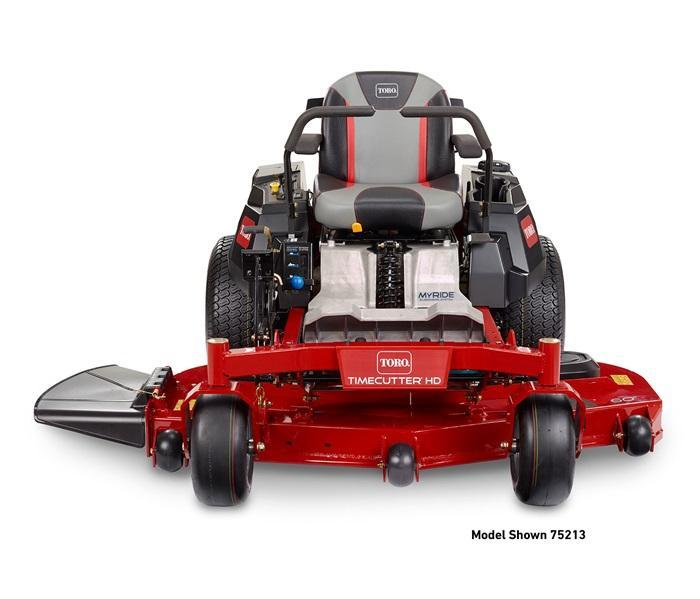"2019 Toro 48"" MyRIDE TimeCutter HD Zero Turn Mower 75211 Lawn"