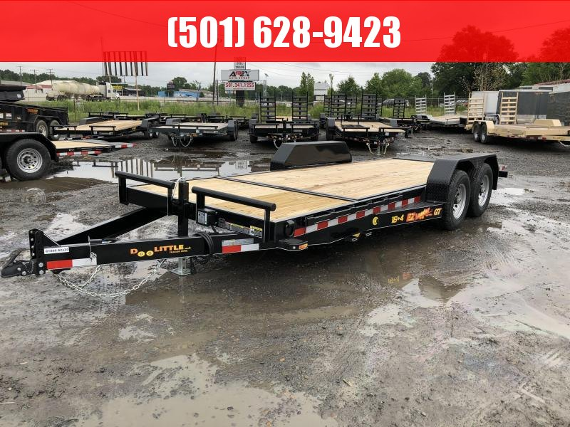 2019 Doolittle Trailer Mfg Doolittle EZ Loader 82x20 (164) Equipment Trailer