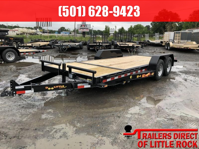 2019 Doolittle Trailer Mfg Doolittle EZ Loader 82x20 (164) Equipment Trailer in Barton, AR
