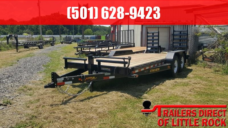 2018 Doolittle Trailer XTREME 82X18 (16+2) 14K  in Griffithville, AR