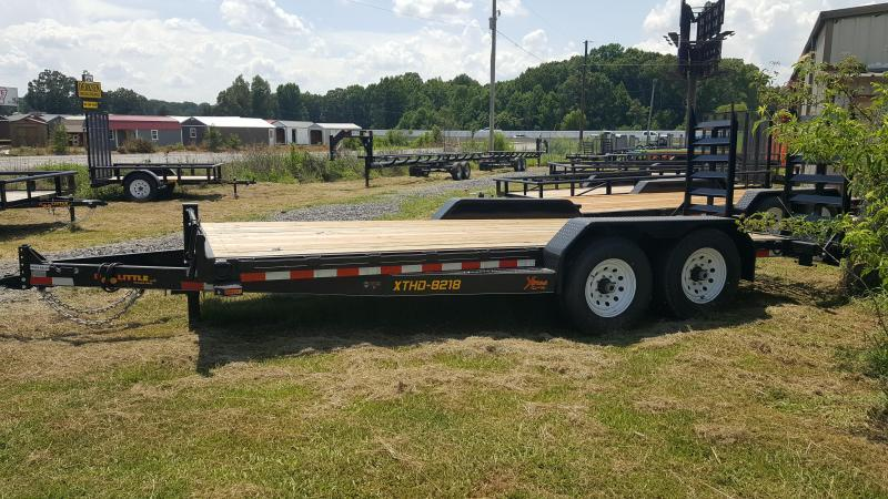 2018 Doolittle Trailer XTREME 82X18 (16+2) 14K  in Itta Bena, MS