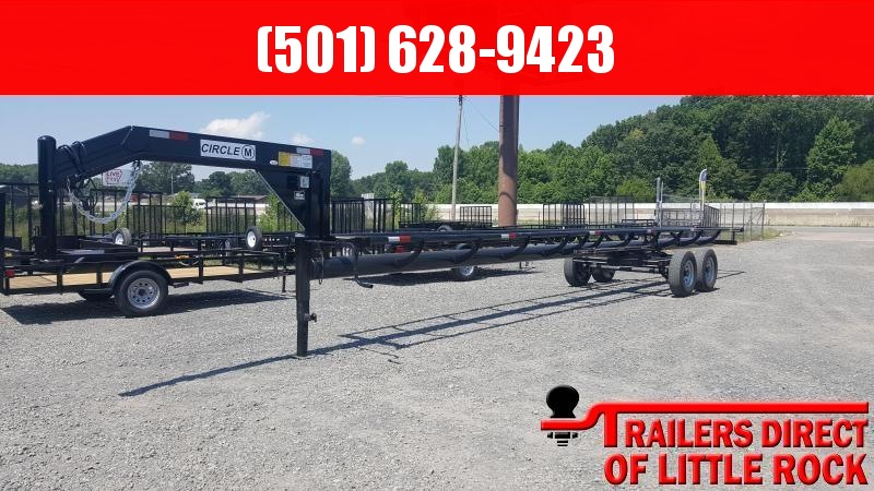 2018 Circle M 36ft Hay Trailer  in AR