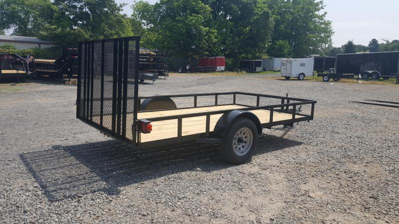 2018 Doolittle Trailer Mfg Razorback 6.5x12 Utility Trailer