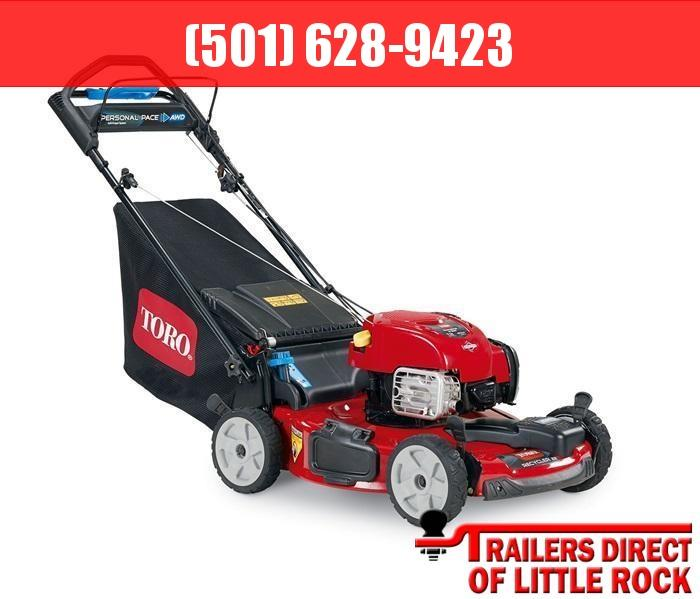 "2019 Toro 22"" Personal Pace All Wheel Drive Mower 20353 Lawn"