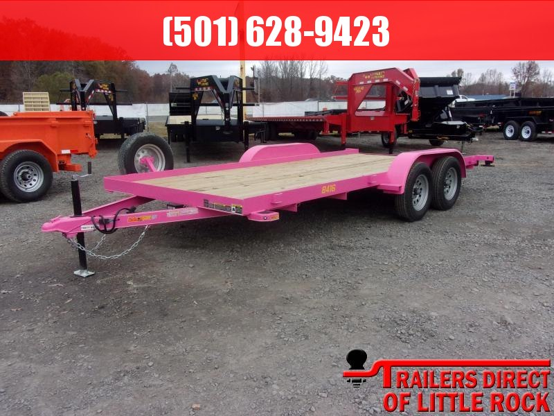 2019 Doolittle Trailer Mfg Rally Sport 84x16 Utility Trailer