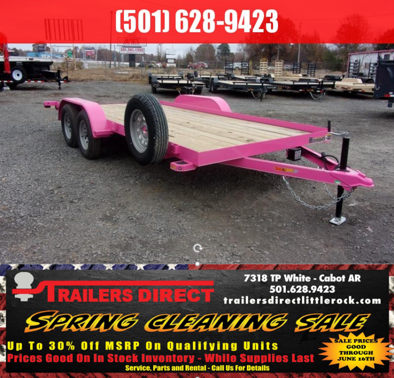 RED TAG SALES EVENT!! 2019 Doolittle Trailer Mfg Rally Sport 84x16 Utility Trailer