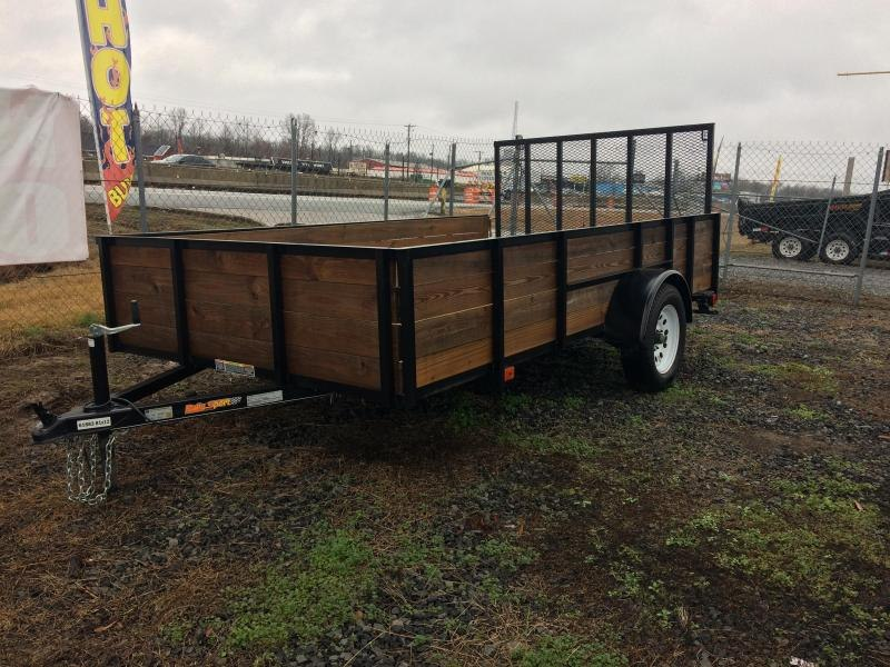 2017 Doolittle Trailers LIL WOODY 81X12