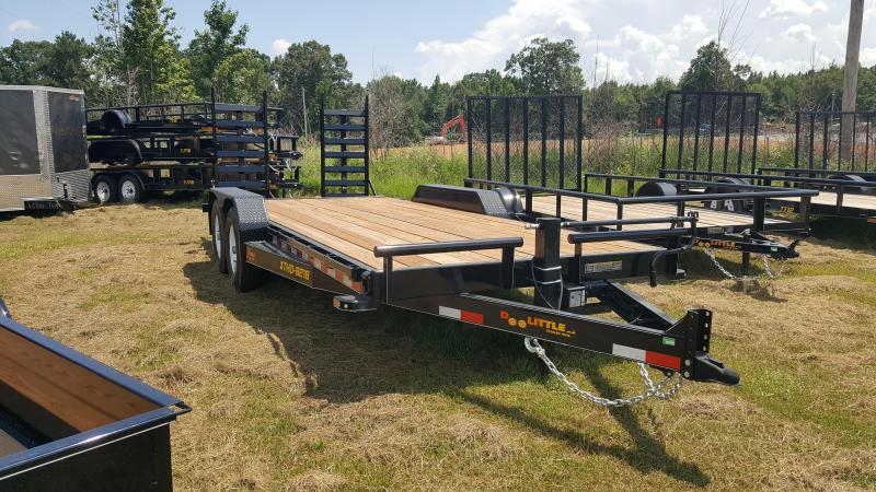 2018 Doolittle Trailer XTREME 82X18 (16+2) 14K  in Philipp, MS