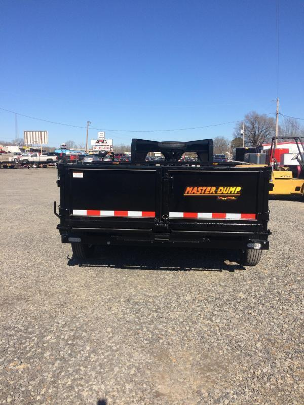 2019 Doolittle Trailer Mfg MasterDump 82x16 14k Dump Trailer