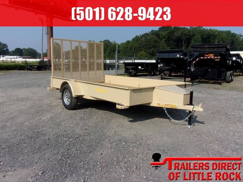 2019 Doolittle Trailer Mfg SS-84x12 Utility Trailer