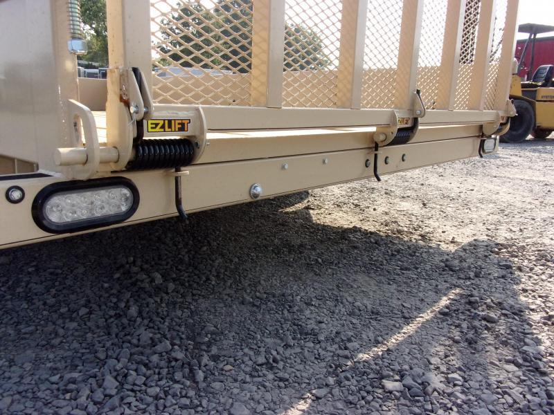 2019 Doolittle Trailer Mfg SS-84x12 Utility Trailer