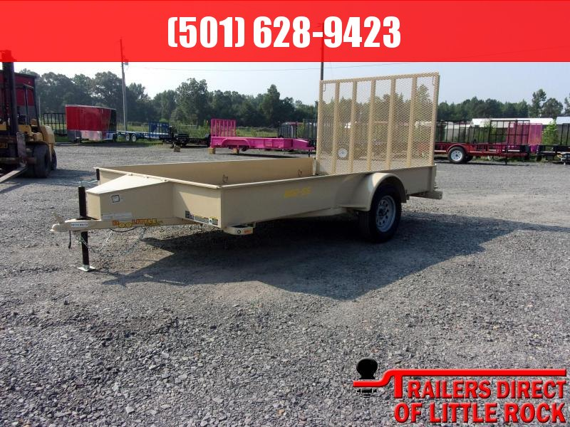 2019 Doolittle Trailer Mfg SS-84x12 Utility Trailer in Ashburn, VA