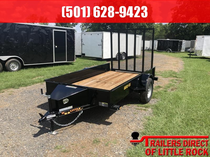 2018 Doolittle SS Utility 66x10Trailer in Ashburn, VA