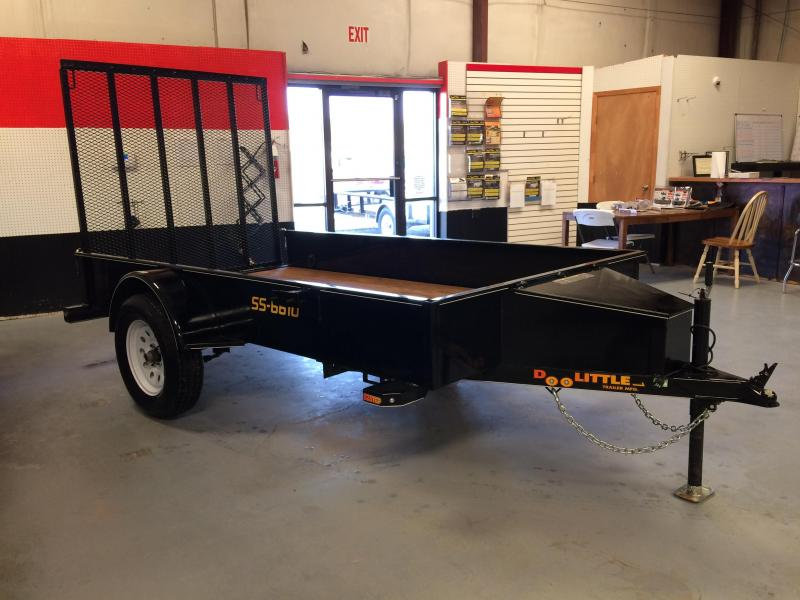 2018 Doolittle SS Utility 66x10Trailer